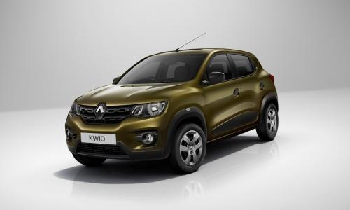 Renault не собирается выпускать хэтчбек Kwid под шильдиком Dacia