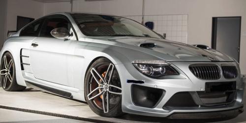 Ателье G-Power представило BMW M6 мощностью 1001 лошадиных сил