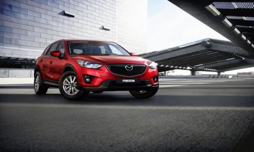 Mazda выпустила миллионный кроссовер CX-5