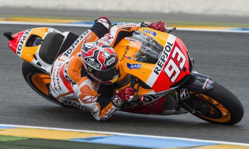 Moto GP. Результаты квалификации Гран При Франции 2015 года