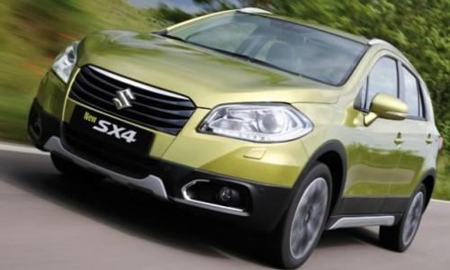 Новый Suzuki SX4 будет оснащаться турбомотором