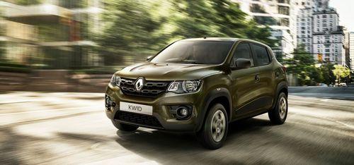 Renault официально представила новый доступный хэтчбек KWID
