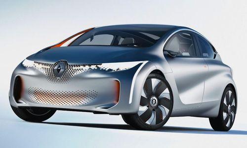 Renault пересмотрела планы по выпуску гибридного Eolab
