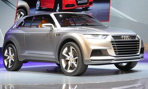Audi подтвердила выход модели Q8 в 2019 году