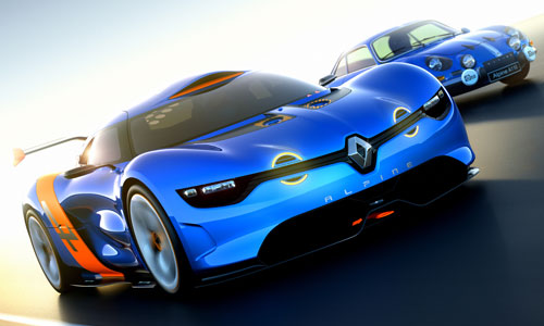 Renault готовит конкурента для Porsche Boxster и Audi TT