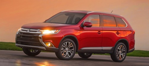 Mitsubishi объявила скидки на внедорожник Outlander