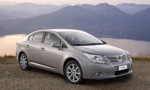 Toyota оснастила обновленный Avensis новыми дизелями от BMW