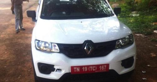 Бюджетный хэтчбек Renault KWID получит 57-сильный двигатель