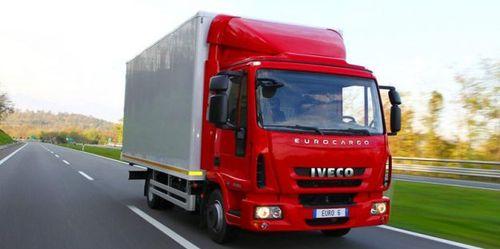 В Сети появилось фото нового грузовика Iveco EuroCargo