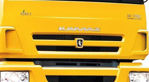 Продажи грузовиков «КамАЗ» с начала года в РФ упали почти в два раза