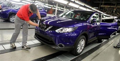 Nissan Qashqai начнут выпускать в Петербурге в конце года