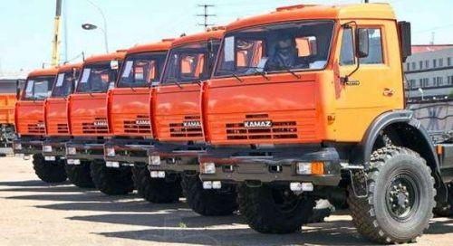 «КамАЗ» может начать собирать автомобили в Китае