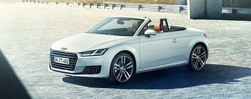 Audi объявила старт приема заказов на TT Roadster