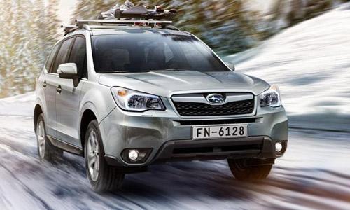 Subaru Forester официально вышел в продажу в России