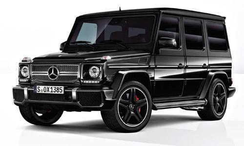 Внедорожник Mercedes-Benz G500 получит новый 422-сильный двигатель