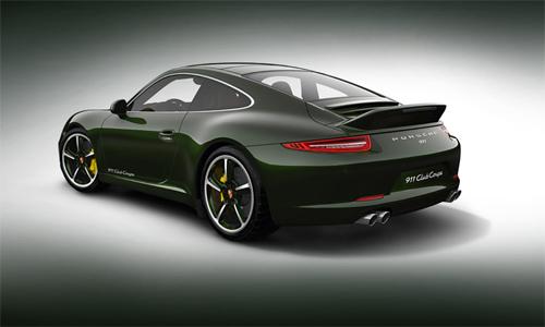 Судьба гибридного купе Porsche 911 решится доконца нынешнего года