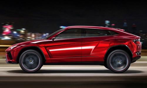 Сборку Lamborghini Urus наладят в Италии