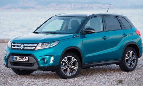 В августе 2015 года в России появится новый Suzuki Vitara