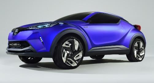 Toyota выпустит в 2016 году конкурента Renault Duster