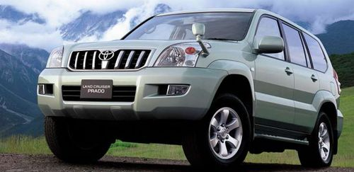Toyota Land Cruiser Prado получит обновленный турбодизель