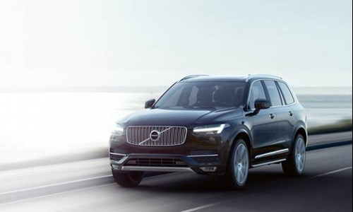 Компания Volvo отзывает свои новые XC90