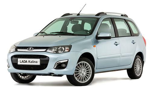 «АвтоВАЗ» начал производство Lada Kalina с «роботом»