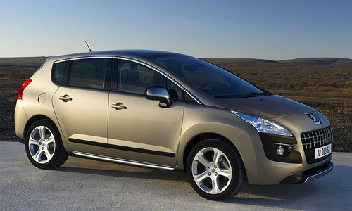 Peugeot снижает цены на все модели на 10% в России