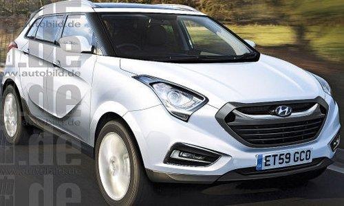 В 2016 году Hyundai начнет производство кроссовера ix25 в РФ