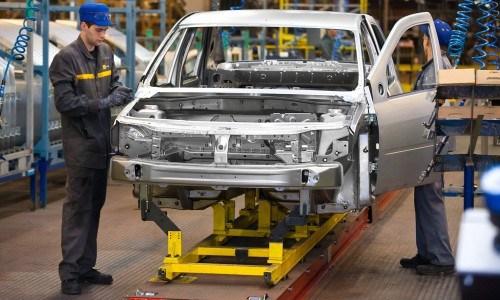 BMW отложила строительство своего собственного завода в РФ