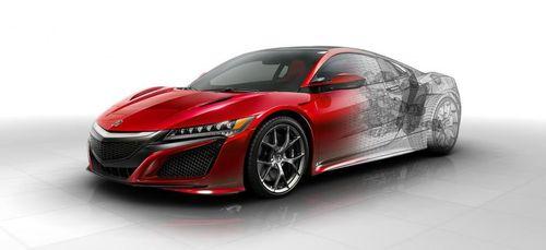 Honda NSX Type R выйдет в 2018 году