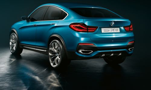 С 1 июня BMW начинает производство кроссовера X4 на «Автоторе»