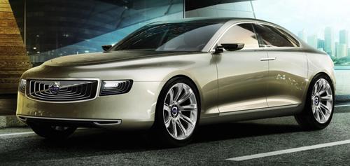 Volvo представит новый флагманский седан в январе