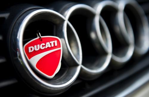 Audi и Ducati представят в 2016 году новую модель