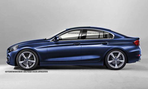 Баварцы подумывают о выпуске BMW 2 Gran Coupe