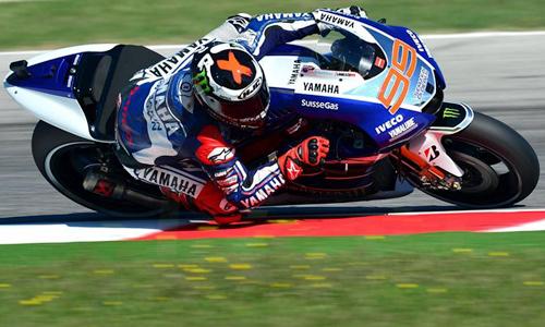 Moto GP. Результаты Гран При Италии 2015 года