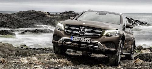 В Сети появилось тизерное видео нового Mercedes-Benz GLC