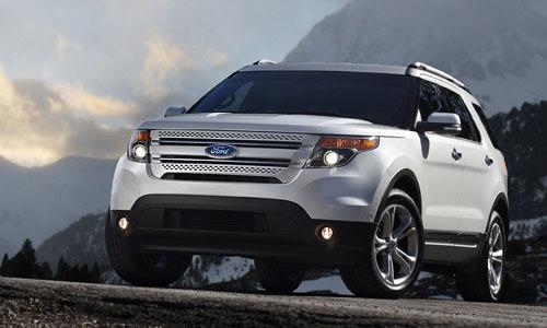 Обновленный Ford Explorer встал на конвейер в Чикаго
