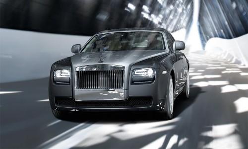 В Россию приехал обновленный седан Rolls-Royce Ghost