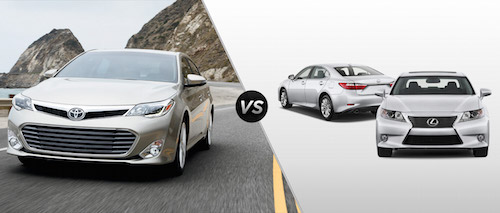 2014-Toyota-13-Avalon-vs-13-Lexus-es350-A