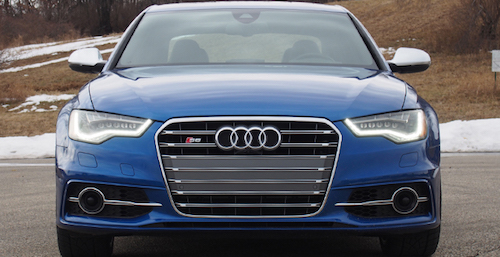 2015-Audi-S6-Grille