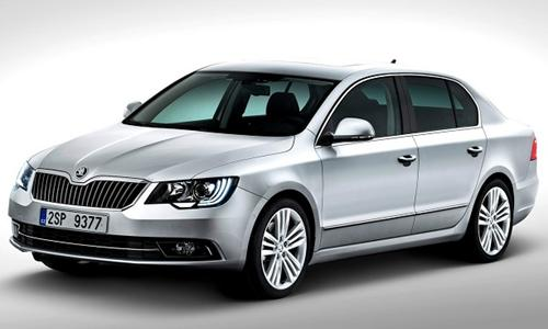 2015-Skoda-Superb-design