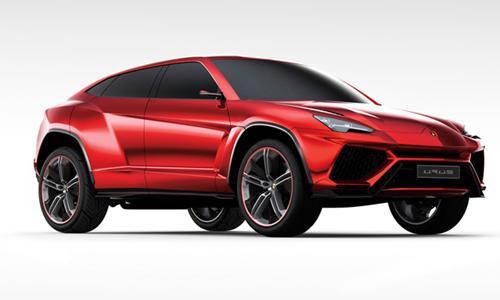 2017-Lamborghini-Urus-design