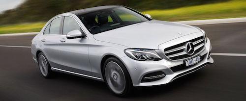 Mercedes-Benz-C200