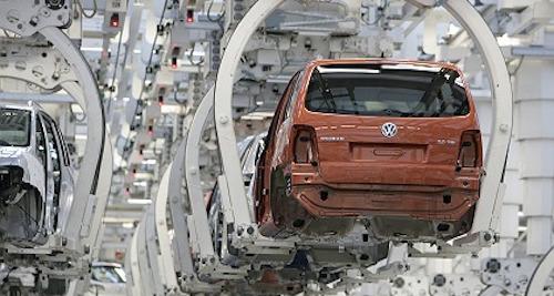 В России построят новый завод Volkswagen