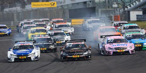 Mercedes приостановил разработку нового мотора для DTM