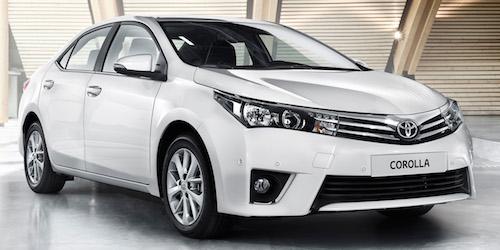 Toyota Corolla вновь стала самым популярным автомобилем в мире