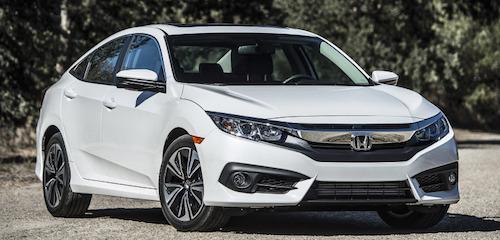 В США стартуют продажи десятого поколения Honda Civic