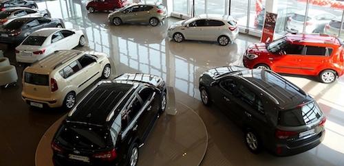 Россияне начали экономить на своих автомобилях в кризис