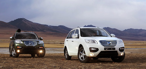 Lifan снизил цены на свои автомобили в РФ до конца года