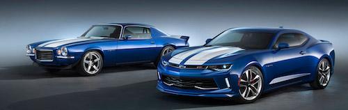 Классическая версия Chevrolet Camaro получит новый 650-сильный мотор